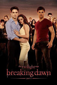 Poster Of Hollywood Film The Twilight Saga Breaking Dawn Part 1 (2011) In 300MB Compressed Size PC Movie Free Download At worldfree4u.com