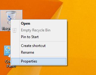 طريقة حذف الملفات مباشرة دون نقلها الي سلة المحذوفات