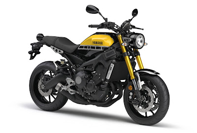 Yamaha XSR900 side view hd wallpapers