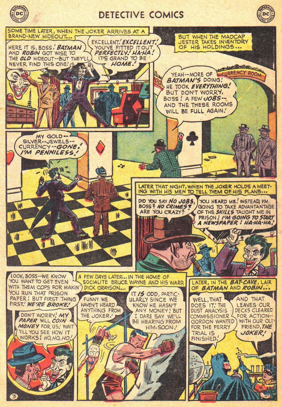 Detective Comics (1937) 193 Page 4
