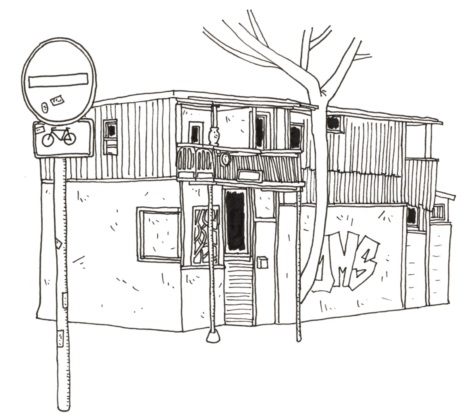 urban sketchers switzerland i love berlin. Black Bedroom Furniture Sets. Home Design Ideas