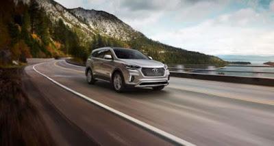 2018 voiture neuve: 2018 Hyundai Santa Fe Date de sortie