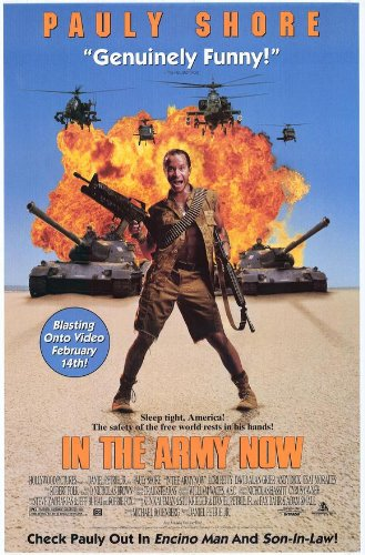 In the Army Now 1994 Dual Audio Hindi 480p WEB-DL 300mb
