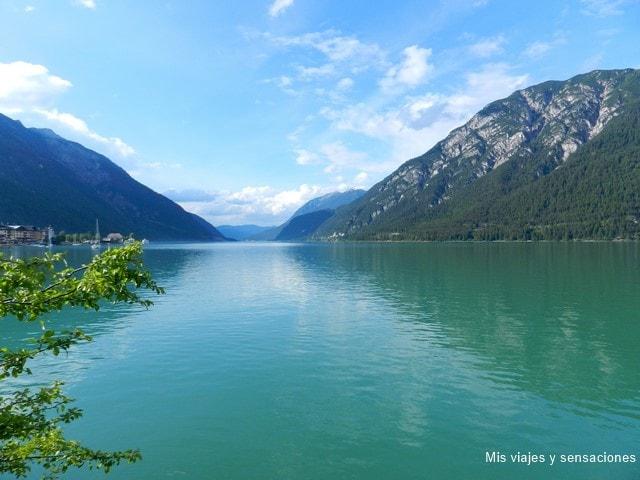 Lago Achensee, Parque Natural de Karwendel, Tirol