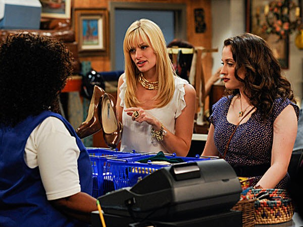 2 Broke Girls - Season 1 Episode 03: And Strokes of Goodwill