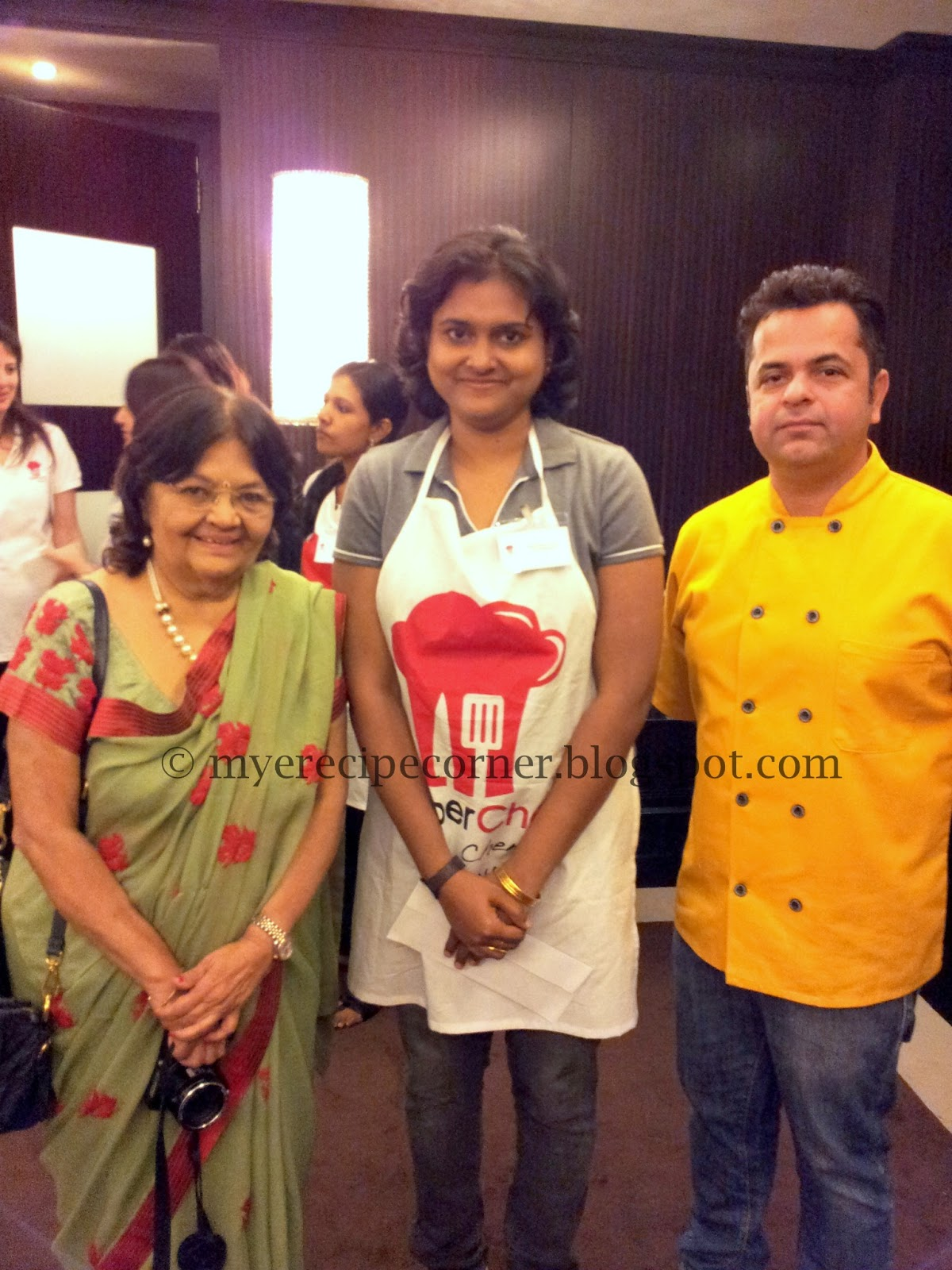 SuperChef Chennai - 2nd Runner Up