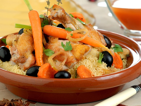 Poulet Marocain D'Erfoud