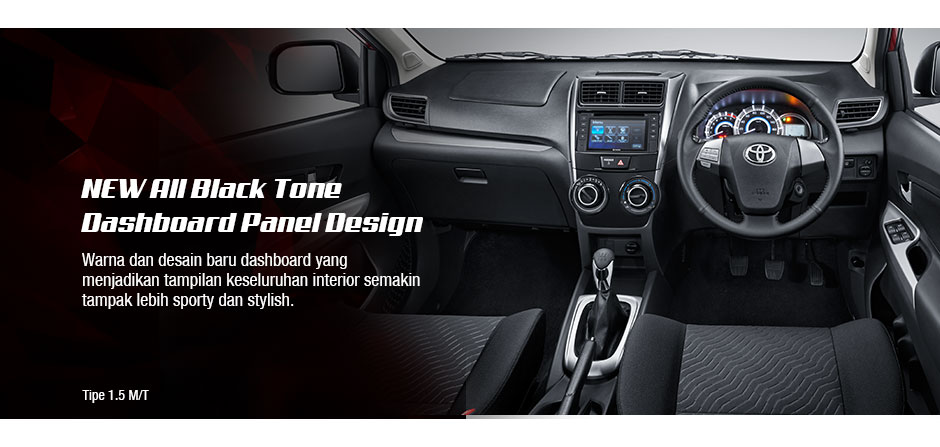 Grand New Avanza Veloz Interior Toyota Yaris Trd Sportivo 2015 Astra Indonesia