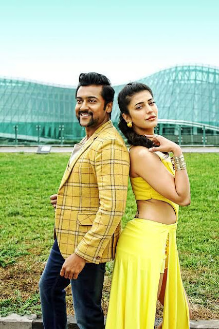 Suriya's S3 Tamil Movie Latest HD Photos