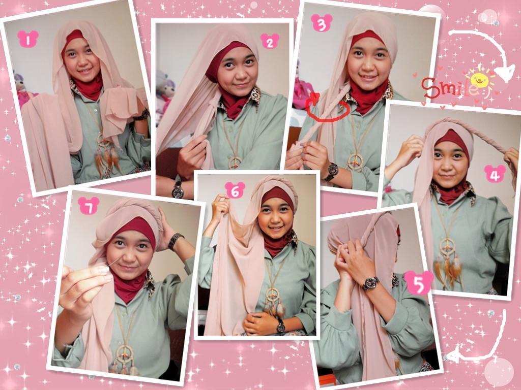 81 Gambarnya Tutorial Hijab Remaja Untuk Ke Pesta Paling Dicari