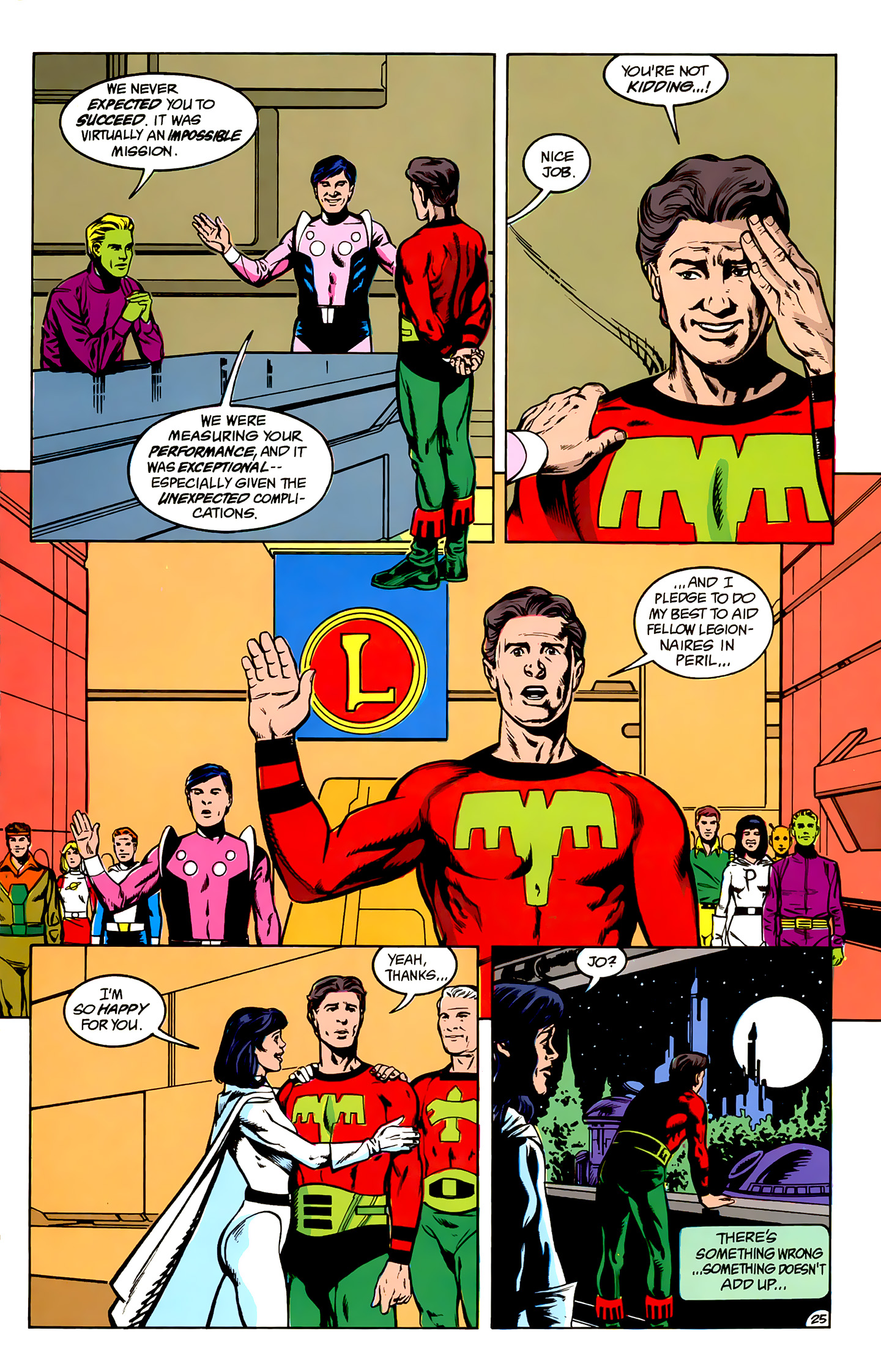 Legion of Super-Heroes (1989) _Annual_1 Page 25