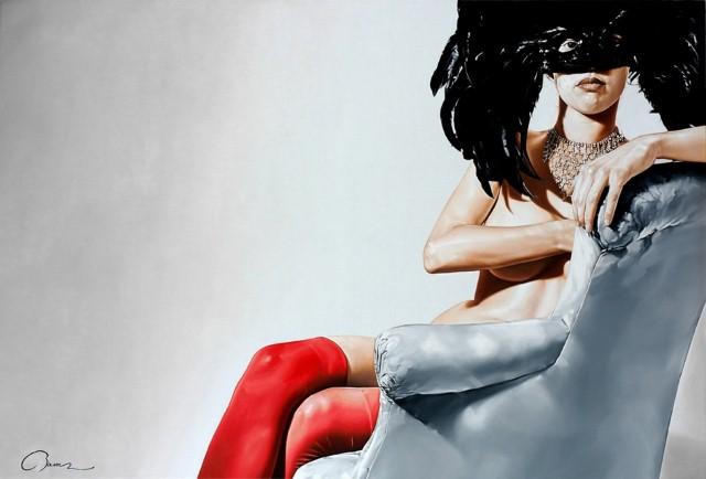 Изобразительное искусство Бельгии. Mathieu Bassez 16