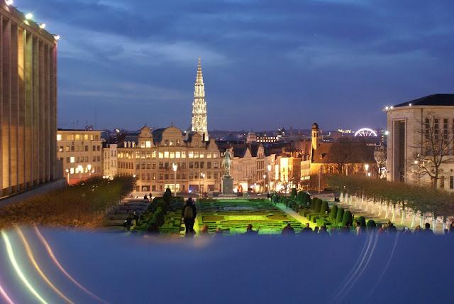 Brussels, Belgium park