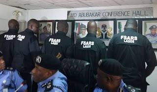 Nigeria Sars police