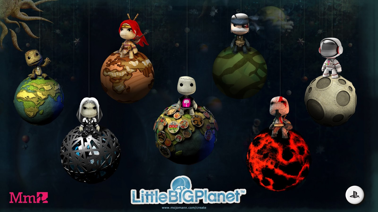 Little Big Planet Wallpaper: Pics Arrena: Little Big Planet Wallpapers-2013