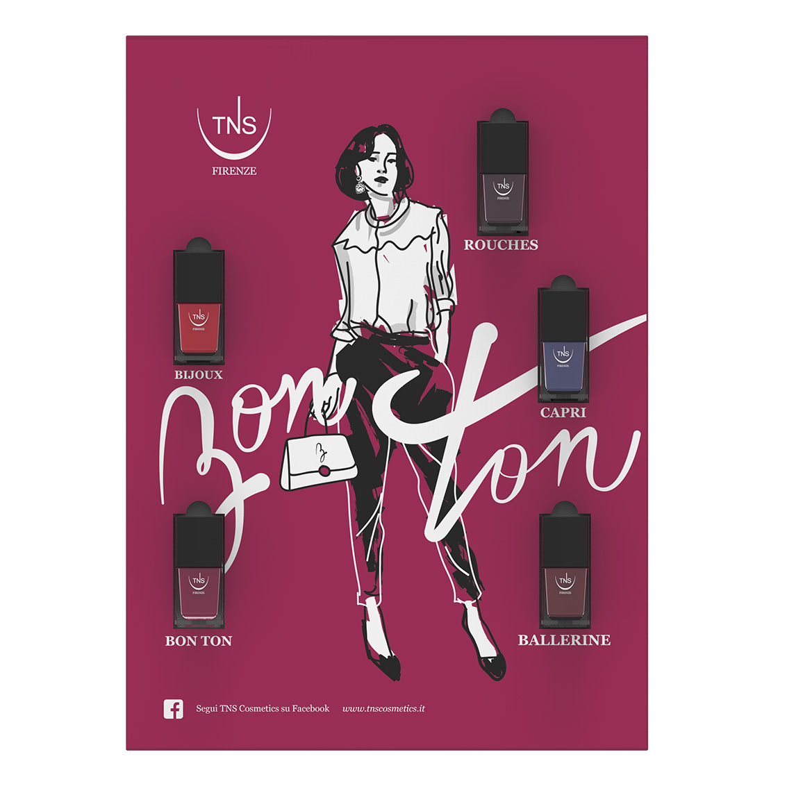 bon ton collection tns firenze