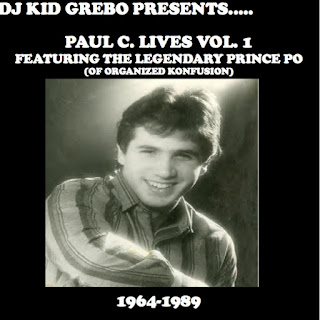 Kid Grebo - Paul C Lives