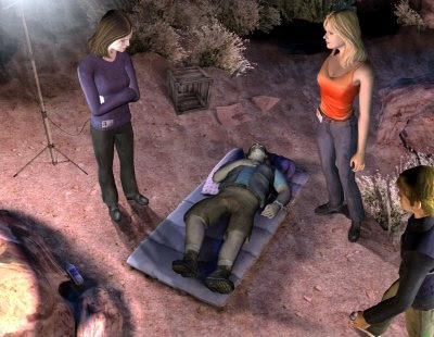CSI: 3 Dimensions of Murder (PS2) 2007