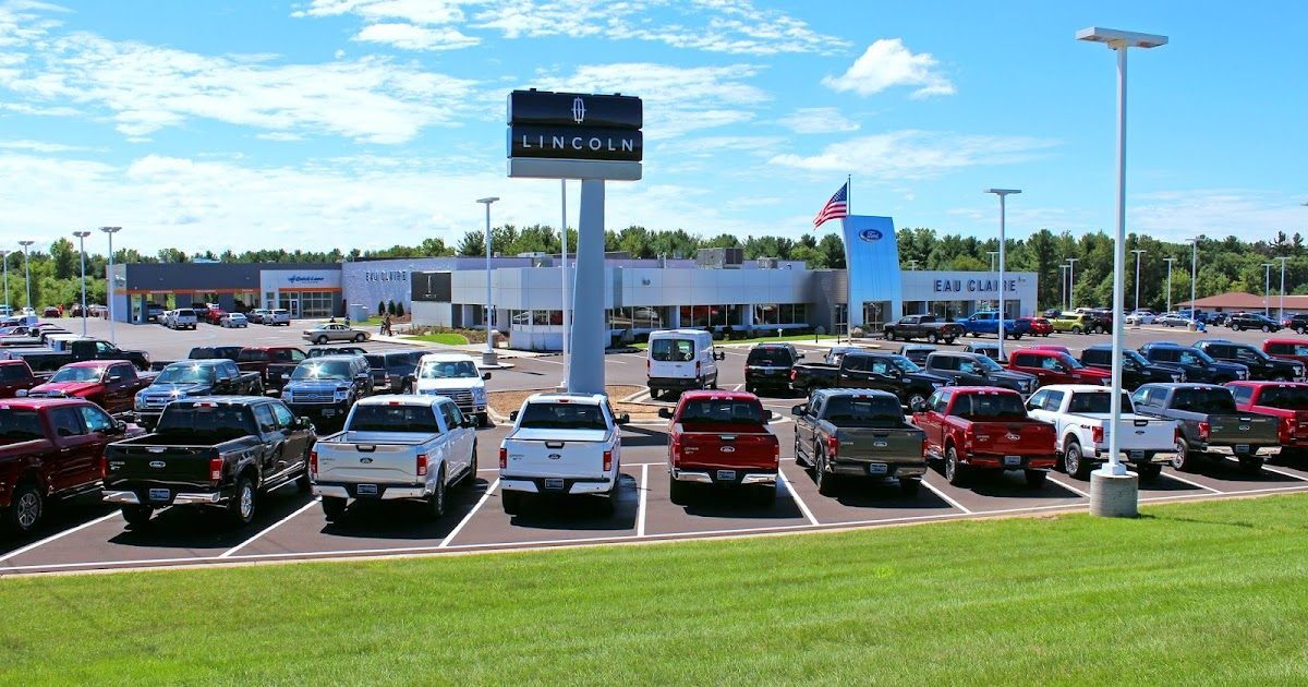 eau claire ford lincoln quick lane nice news grand re opening and open house at the new eau. Black Bedroom Furniture Sets. Home Design Ideas