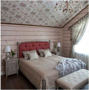 Kleines Schlafzimmer Mit Dachschräge Idee