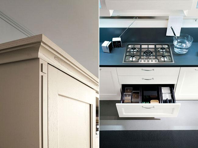Arredare la cucina: stile classico o moderno?