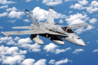 FA-18 Hornet Amerika Serikat