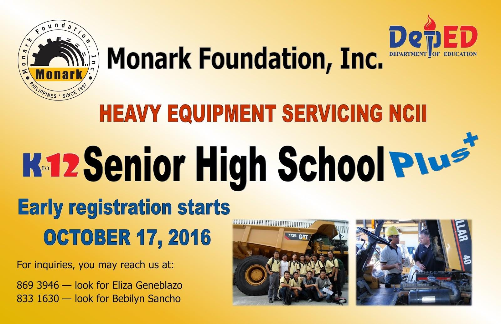 Monark Foundation Inc Home