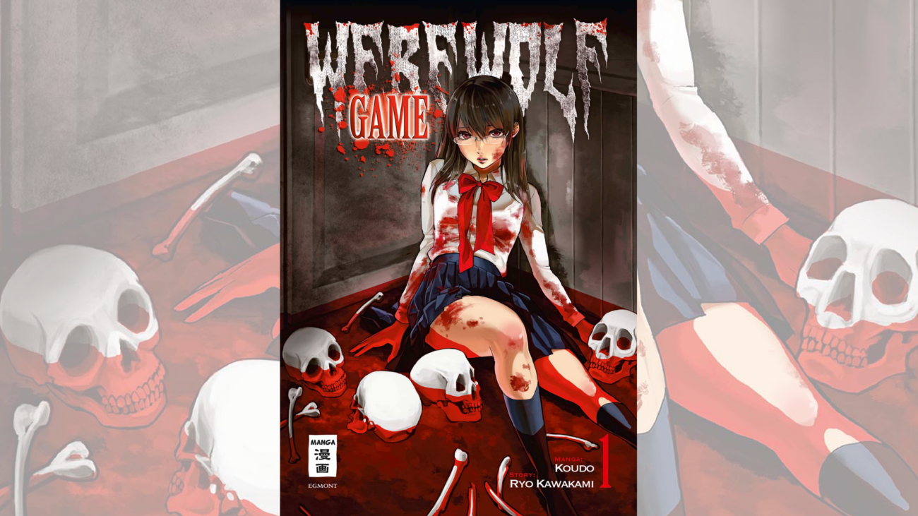 Manga Highlights 2016 Werewolf Game
