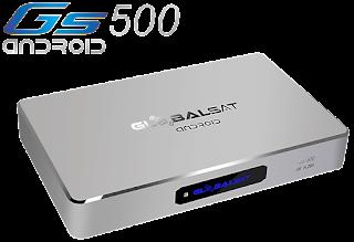 Resultado de imagem para GLOBALSAT GS500 / GS500 PLUS