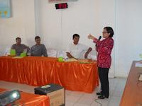 Tim Pengabdian PPPE UMK Gelar Workshop di Juwana
