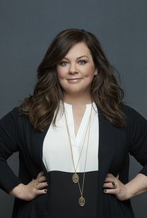 Melissa McCarthy. Director of The Boss