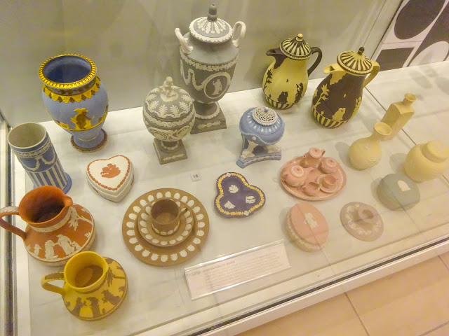 Wedgwood Pottery Pieces