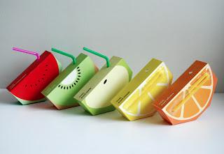 envase y embalaje para bebida de frutas