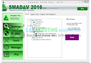 Smadav Terbaru 2016 Rev. 10.8 Free Download