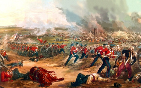 First Anglo-Sikh war