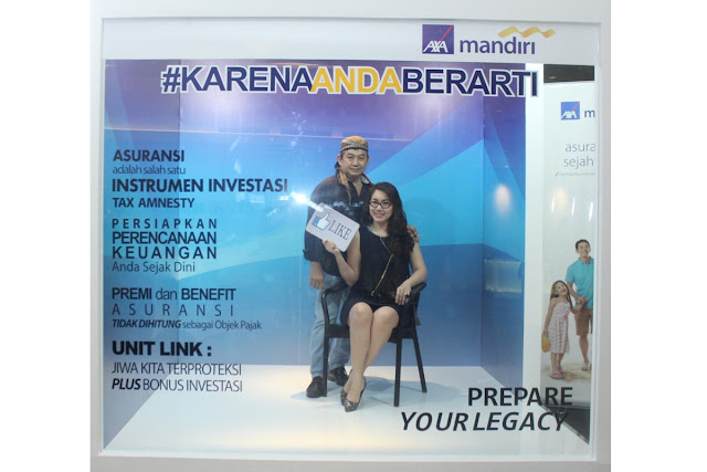 +0856-4020-3369 ; Jasa Photobooth Semarang ~Gathering Customer Axa Mandiri~