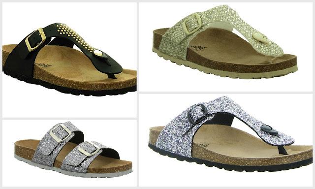 Ü50 Mode Blog, Bio Pantoletten Gemini Schuhe