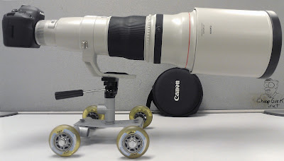 600mm on table dolly