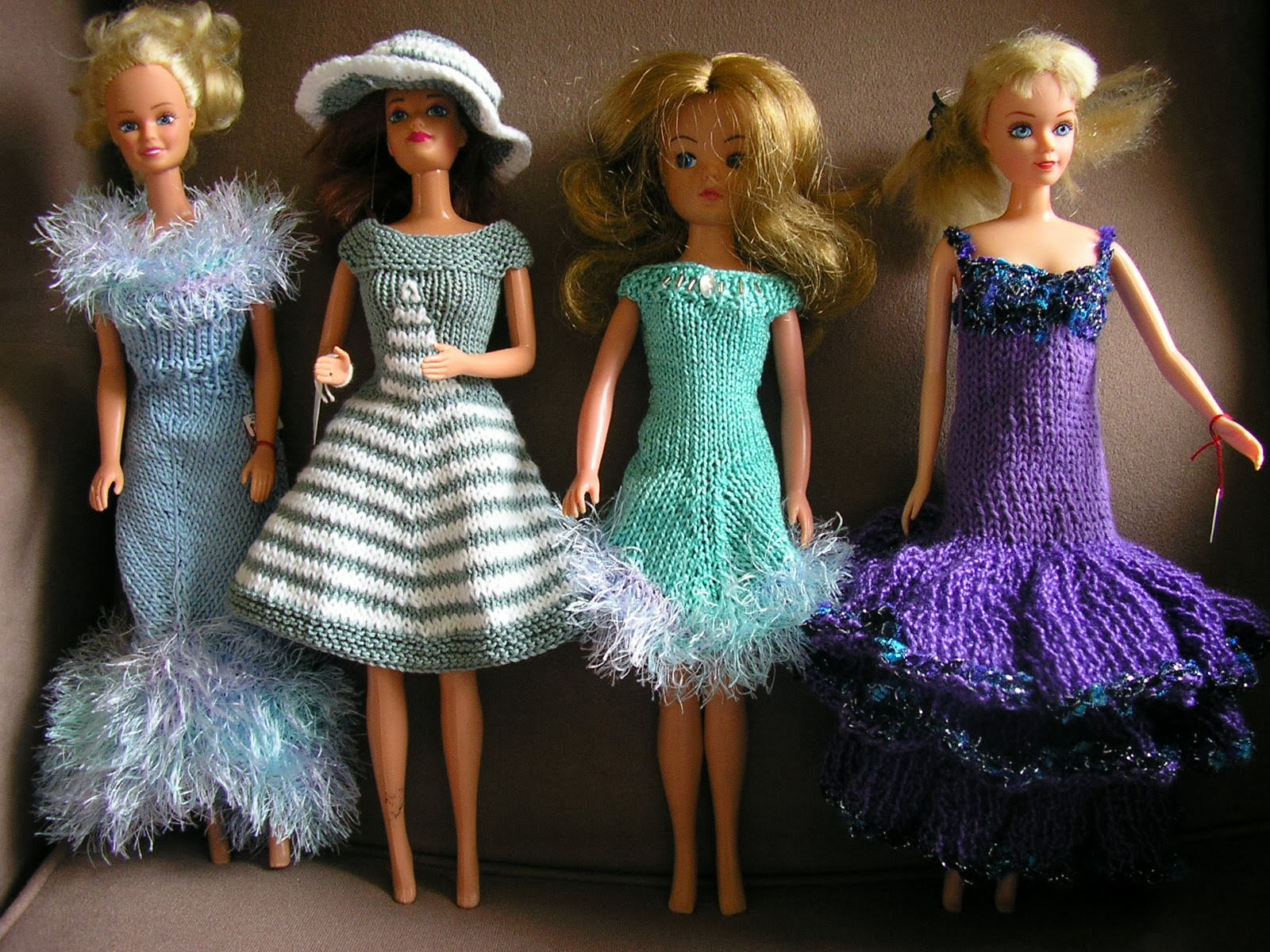 Als Ik Thuis Ben Kleding Voor De Barbie