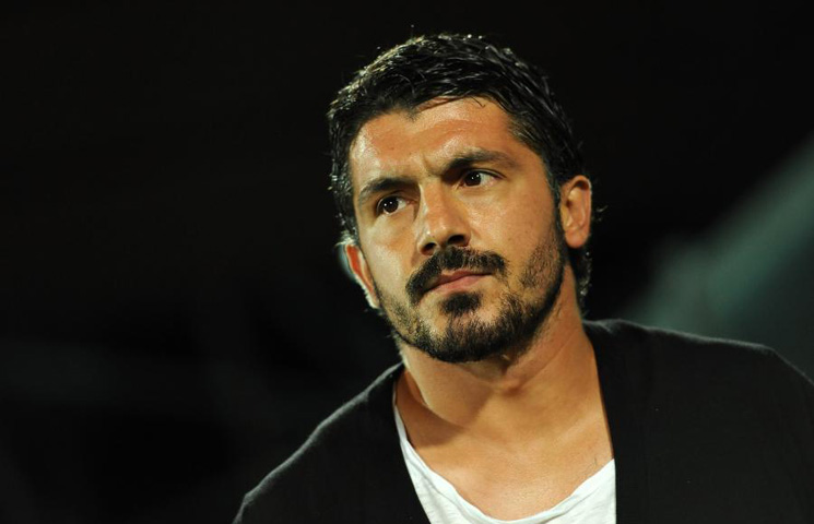 "Gattuso: ""Forza Juve!"""
