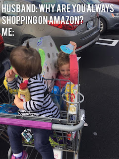 Grocery Shopping Nightmares with Kids