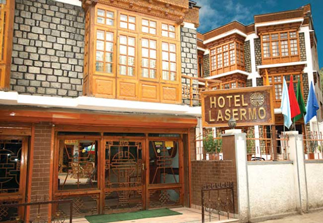 Hotel Lasermo Ladakh, Jammu and Kashmir, is placed on perfect location.