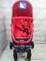 Kereta bayi Pliko BS798AL Baby 2 Go 2