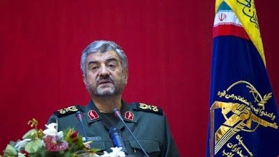 قائد الحرس الثوري الإيراني