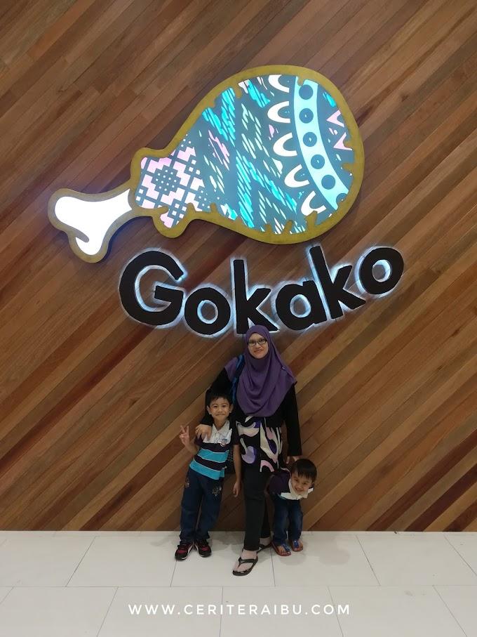 Menu Unik di Restoren GOKAKO Malaysia