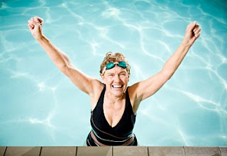 What are the physical benefits of swimming?
