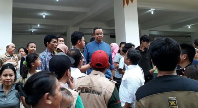 """Bawaslu DKI Sebut """"Blusukan"""" Anies Berpotensi Kampanye"""