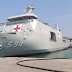 Indonesian Navy commissions LPD-based hospital ship KRI Semarang
