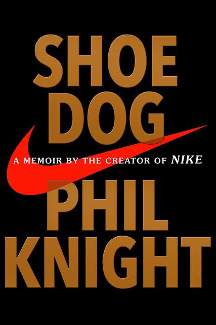 Shoe Dog, le memorie del creatore di Nike. In 400 pagine, Phil Knight racconta la storia del successo della scarpa da ginnastica piú famosa del mondo.