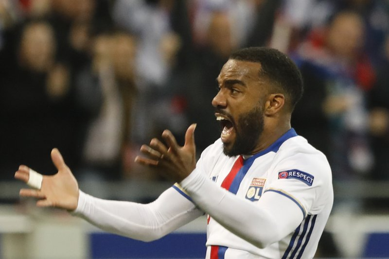 Arsenal signs  France Striker Alexandre Lacazette from Lyon for club record $68M